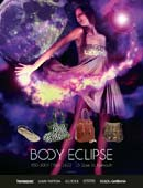 Promotional Flier for Body Eclipse